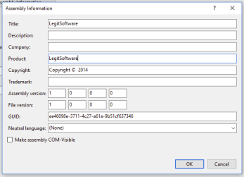 Empire without PowerShell exe – bneg